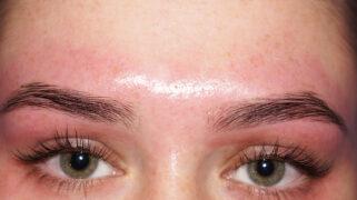 Henna brwi oraz lifting rzęs